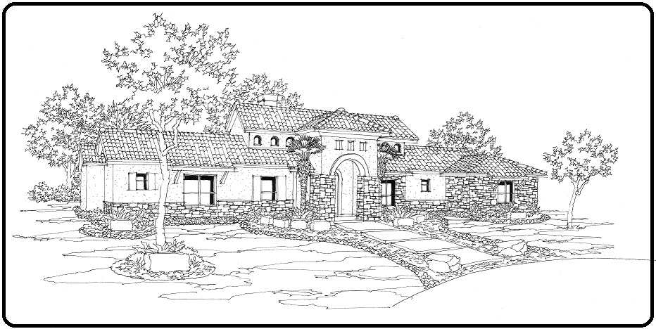 New Braunfels House Plans