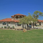 Custom Home built in Boerne Texas