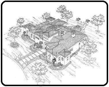 San Antonio House plans 1