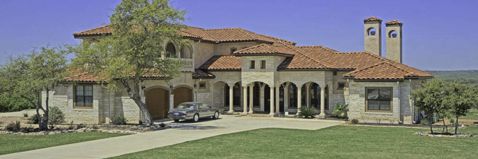 Custom home builder new braunfels san antonio hill Modern custom home builders