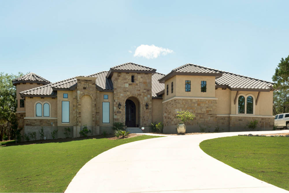 San antonio new braunfels custom home builder 39101 Modern custom home builders