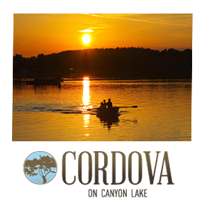 If waterfront property is your dream, Cordova on Canyon Lake is your answer. Cordova on Canyon Lake is 17+ acres with a half a mile of waterfront property located on the banks of Canyon Lake and the Guadalupe River.