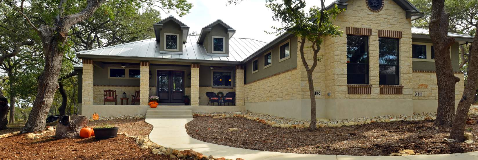 New Braunfels Custom Home Builder Robotena